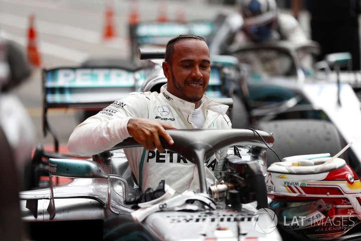 Льюїс Хемілтон - У Хемілтона могли відібрати перемогу на Гран Прі Німеччини