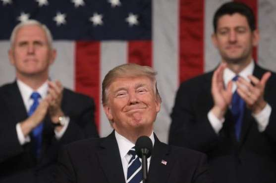 Trump plans to actively participate in the congressional election race 45_main