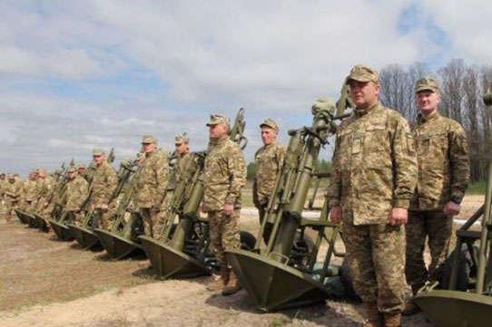 """<span lang=""""UK"""">Міномети «Молот» на озброєнні Збройних Сил України. Фото:<span lang=""""UK"""">«Укрінформ».</span></span> — Нові деталі у справі «Молота». На горезвісних мінометах заробляли соратник Януковича та депутат від БПП"""