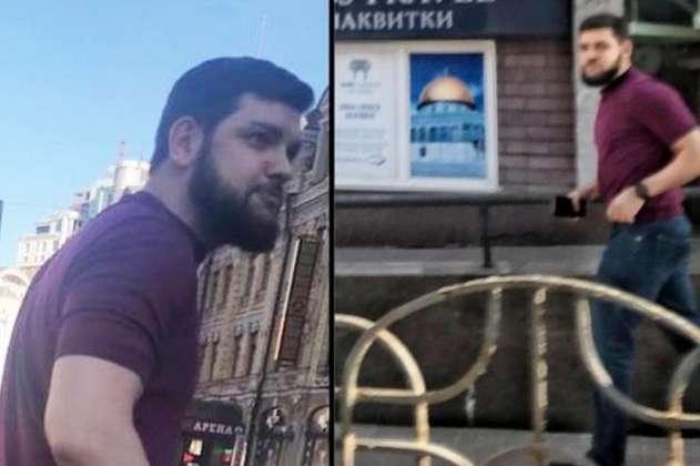 ПідозрюванийМагомед-Амін Саїтов — Адвокат підозрюваного у побитті Найєма пообіцяв, що Саїтов повернеться в Україну