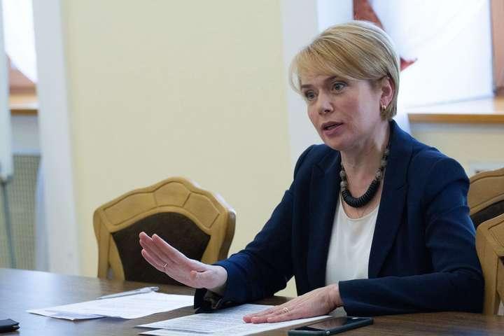 Міністр освіти відповіла на «мовні» звинувачення Лариси Ніцой
