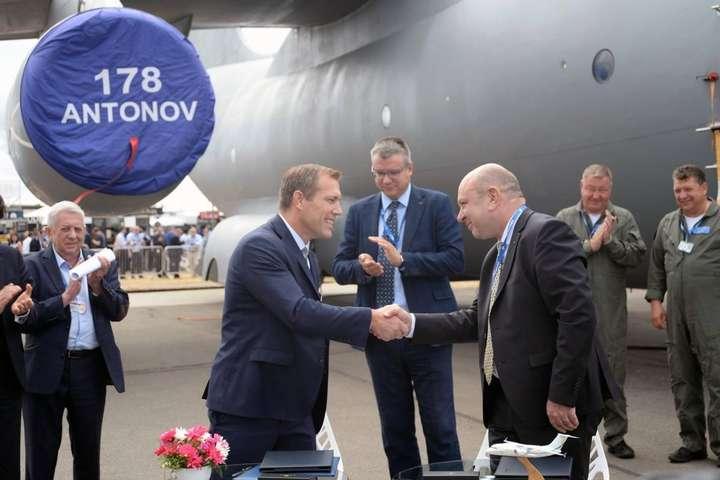 ДП «Антонов» підписало угоду з компанією Aviall Services, Inc — Шлях до процвітання чи м'яка евтаназія? Як Boeing допомагатиме «Антонову»