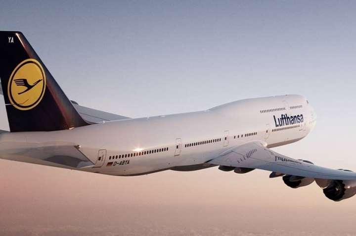 Lufthansa знизила ціни на квитки Київ - Нью-Йорк