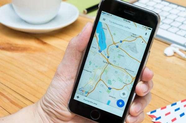 Google Maps показуватиме заряд батареї смартфонів