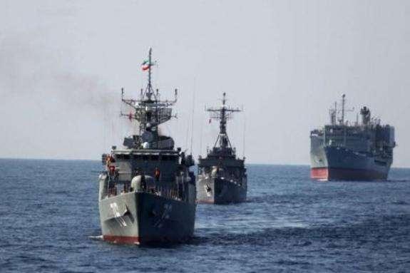 Іран провів військові навчання у Перській затоці