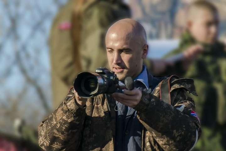 Пропагандист Філіпс вдерся упосольство Грузії вЛондоні, згодом його заарештували