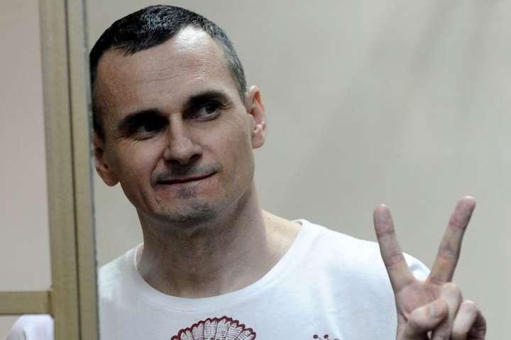 Стан Сенцова задовільний— російські тюремники