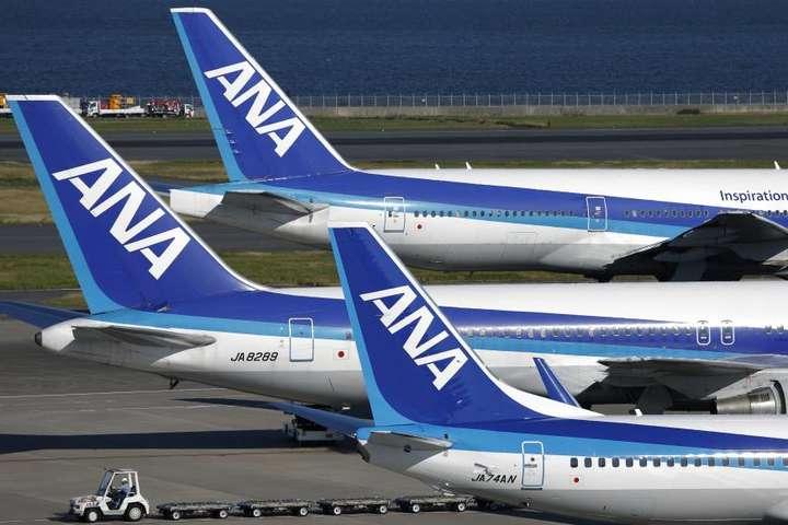 <p>All Nippon Airways скасувала понад 40 рейсів Об этом сообщает <a href=