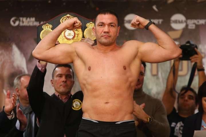 Кубрат Пулєв. Фото взяте з boxingscene - Кубрат Пулєв, якого свого часу побив Кличко, битиметься з Ф'юрі