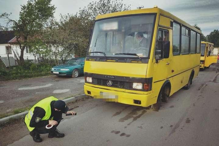 Нацполіція виявила 1500 пасажирських автобусів, що загрожують безпеці людей