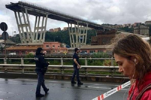 МЗС: серед загиблих в Генуї немає укранців