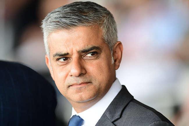 Мер Лондона Садик Хан - В Лондоні оцінять наслідки відсутності угоди Британії із ЄС
