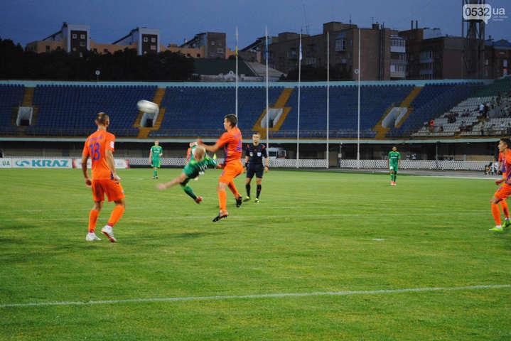 Шедевральный гол Кулача в ворота Мариуполя в прошлом туре стал, возможно, голом сезона в УПЛ