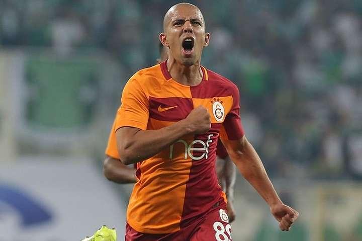 «Динамо» може підписати контракт із півзахисником турецького «Галатасарая» (відео)