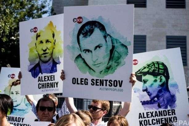 Україна вимагає від Москви документи про стан здоров'я політв'язнів
