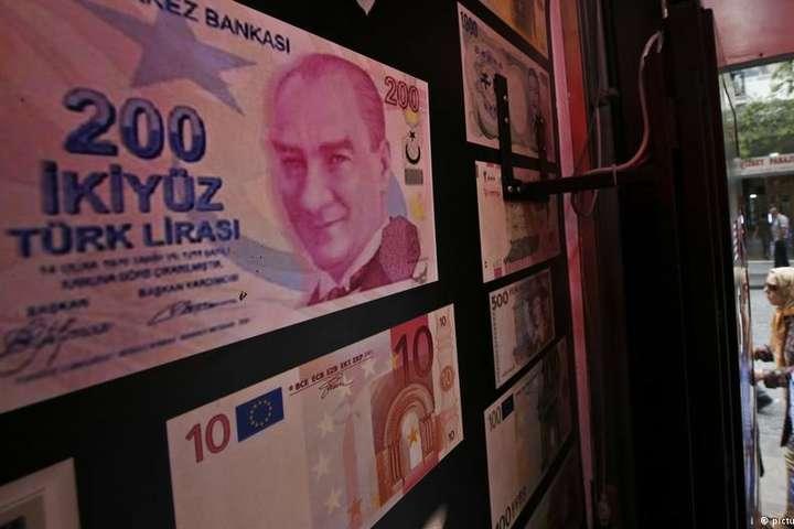 <p>Центробанк Туреччини оголосив, що готовий коригувати грошово-кредитну політику</p> - Інфляція у Туреччині сягнула найвищого за 15 років рівня