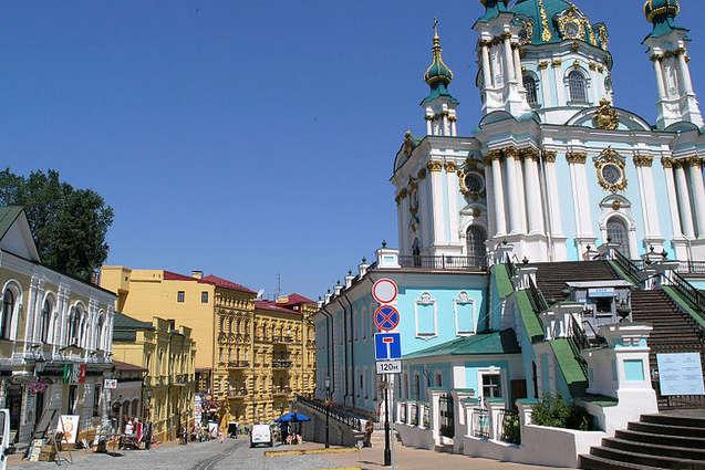 Андріївський узвіз - Київ вперше відсвяткує День народження Андріївського узвозу (програма)