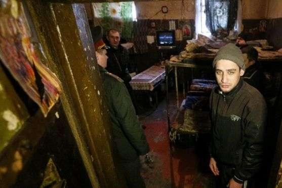 Совет Европы о тюрьмах Украины: «Ужасно и унизительно»