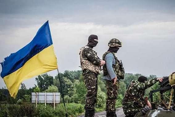 Загострення на Донбасі: один військовий загинув, троє поранені — Загострення на Донбасі: один військовий загинув, ще троє поранені