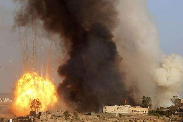 Коаліція арабських держав поновила бомбардування у Ємені