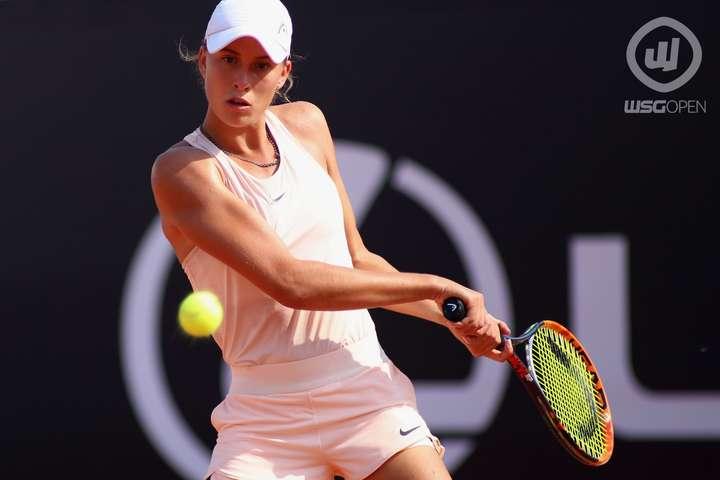 Чернишова обіграла колишню українку на шляху до півфіналу на турнірі в Алмати