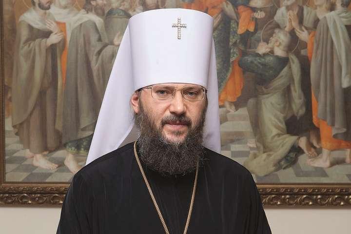 Керуючий справами УПЦ МП митрополит Антоній — Московський священик лякає розколом України через створення єдиної помісної церкви