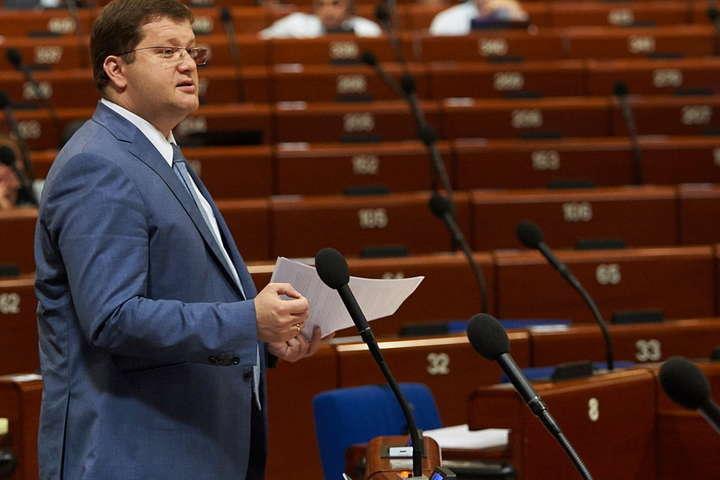 УРосії «дозріває» рішення про вихід із Ради Європи— Матвієнко