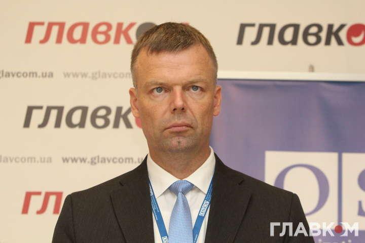 Перший заступник спеціальної моніторингової місії ОБСЄ Александр Хуґ — Александр Хуґ: Сторони на Донбасі не виконали те, що обіцяли
