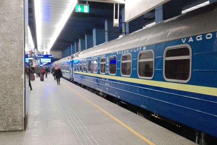 «Укрзалізниця» допускає запуск потяга Київ-Берлін наступного року