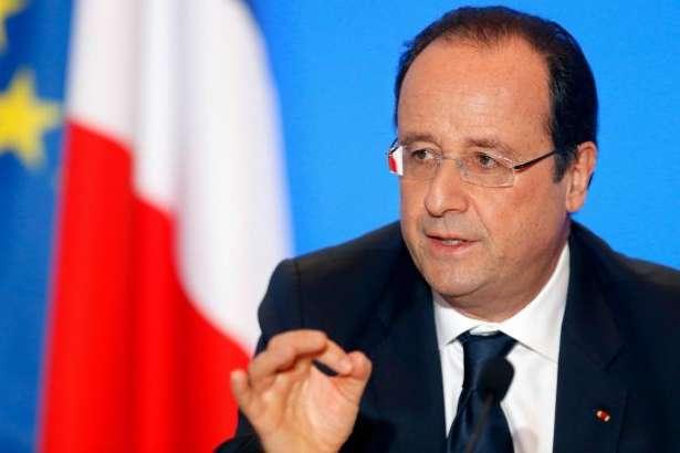 <span>Колишній президент Франції Франсуа Олланд</span> — Олланд: Росія є партнером, якого треба тримати на належній дистанції
