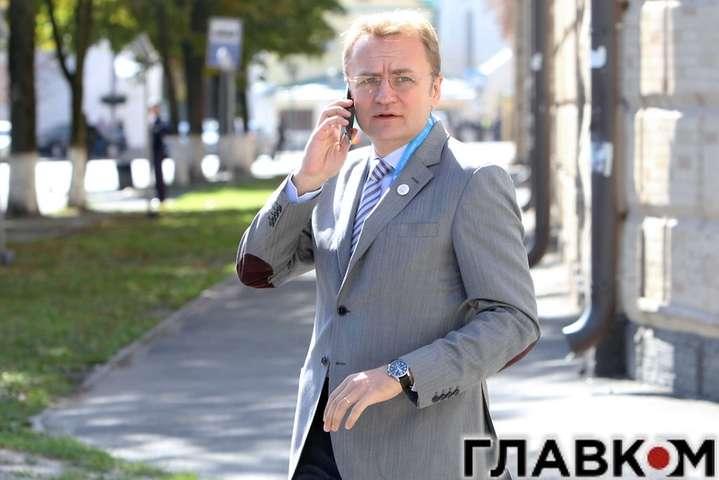 <span>Андрій Садовий</span> — Садовий заявив, що іде в президенти