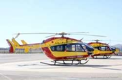 Фото: — Ключова вертолітна база знаходитиметься в Ніжині, а також вздовж кордонів України