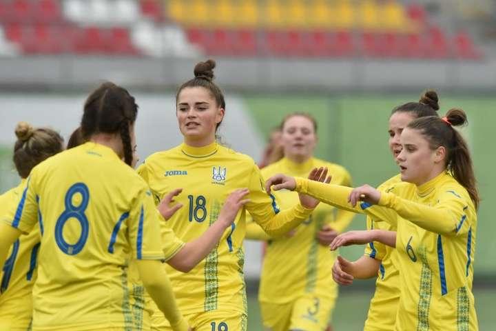 Фото: ФФУ - Жіноча молодіжна збірна України вийшла до еліт-раунду відбору на Євро-2019