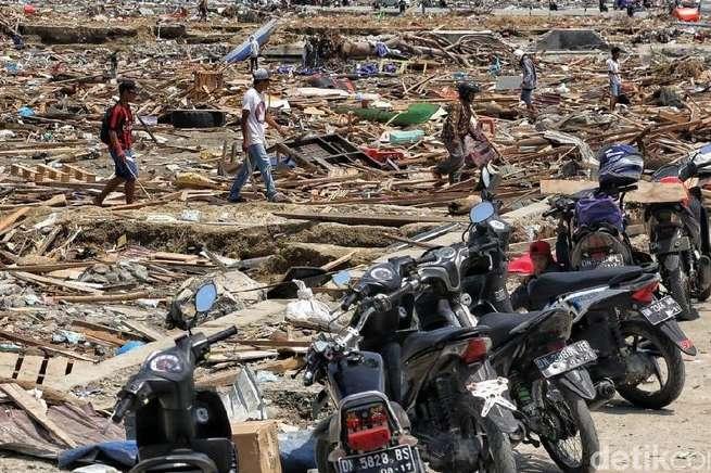 Землетрус в Індонезії: Кількість жертв збільшилась до 1648 осіб