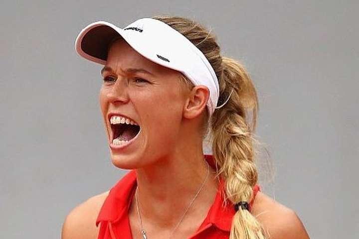 Фото взяте з сайтуchampionat.com - Возняцкі виграла тенісний турнір WTA у Пекіні