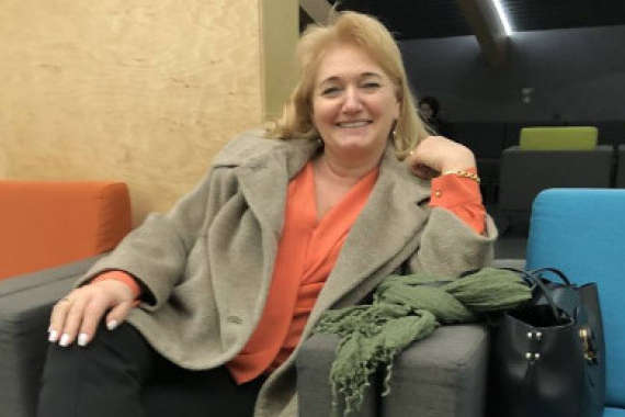 Ольга Реутова у соцмережіповідомила про своє звільнення - Кличко звільнив керівника столичного центру земельного кадастру
