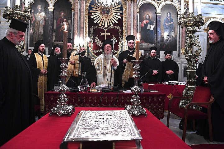 Синод Константинопольського патріархату прийняв найважливіше рішення для України — Томос є! Залишилось його взяти
