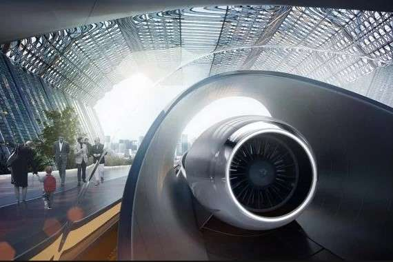 Перший вакуумний тунель Hyperloop: Ілон Маск назвав дату запуску