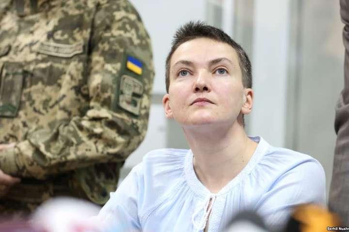 5d50950b7e2dbc Суд переніс розгляд продовження арешту Савченко - Главком