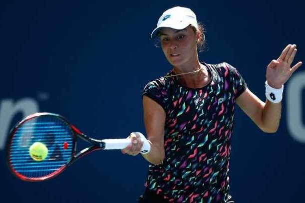 Ангеліна Калініна - Калініна розгромила свою суперницю та вийшла до другого кола на турнірі в Китаї
