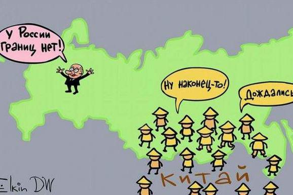 Китай здійснює повзучу експансію на територію РФ, бо мріє повернути свої споконвічні землі – Далекий Схід, частину Сибіру - Федір Клименко: Китаю може знадобитися маленька переможна війна. Найзручніший варіант – Росія