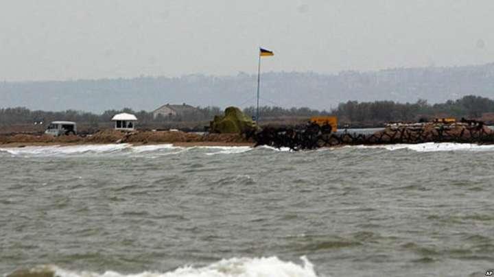 Омелян: Действия РФ вАзовском море привели кмиллиардным убыткам Украинского государства