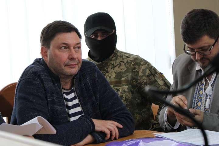 Головний редактор«РИА Новости Украина» Кирило Вишинський - Вишинський готує скаргу до Вищої ради правосуддя