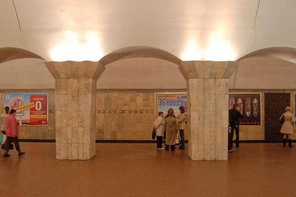 На станції метро «Майдан Незалежності» не знайшли вибухівки