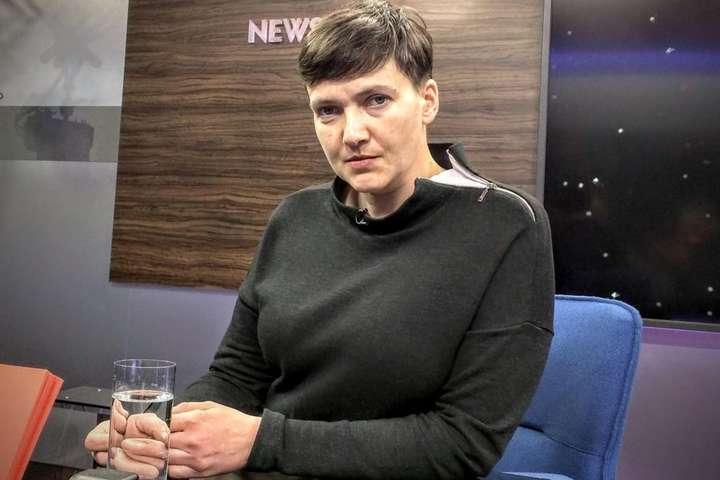 Надія перетворила «Ньюзван» «з сепарського телеканалу на опозиційний» - У Савченко вважають, що вона перетворила Newsone з «сепарського каналу на опозиційний»