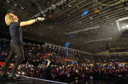 Фото: - <p>Концерт Олега Винника в Києві, 7 листопада 2018 року<br /><br /></p>