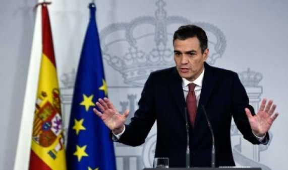Чоловік погрожував в інтернеті вбити іспанського прем'єр-міністра Педро Санчеса - В Іспанії судять чоловіка за погрози вбити прем'єра країни