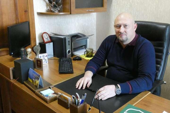 <p>Сергій Медвецький</p> - Обрано нового голову Апеляційного суду Вінницької області