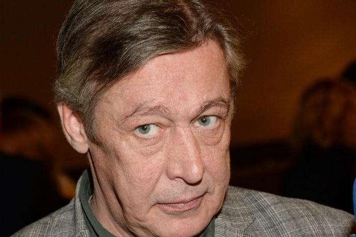 Михаила Ефремова - Российского актера собираются лишить звания заслуженного после его интервью украинской радиостанции