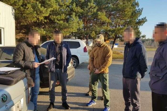 <span>На Полтавщині СБУ затримала «кримінального авторитета» на пропозиції хабара співробітнику спецслужби</span> - На Полтавщині СБУ затримала «кримінального авторитета»